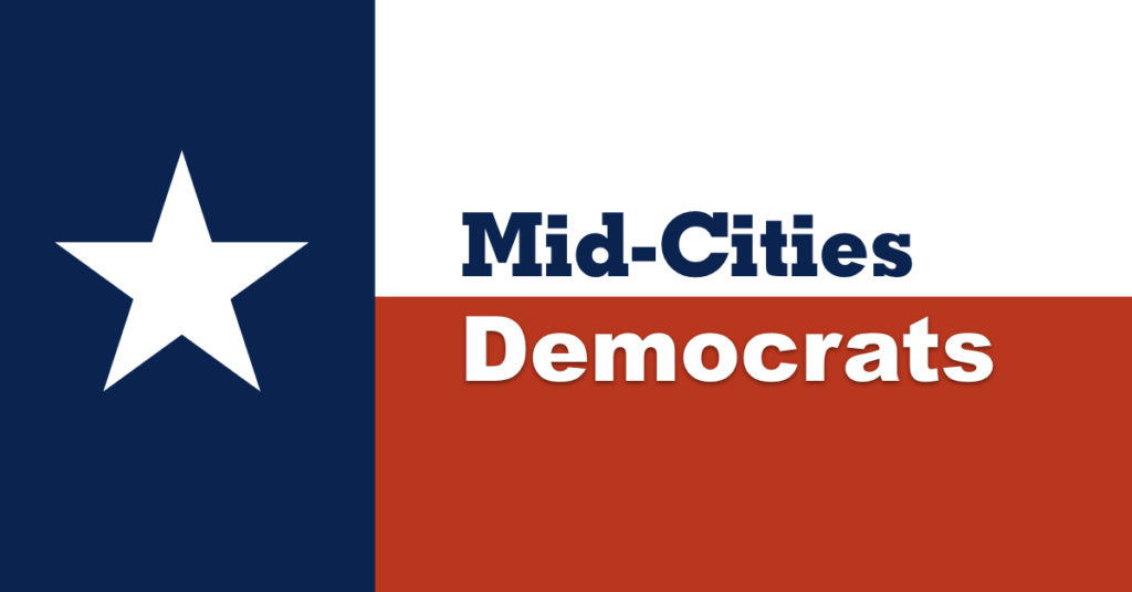 Map Of Texas House District 90.Mid Cities Democrats